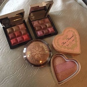 Bronzer /blush /highlighter make up bundle!